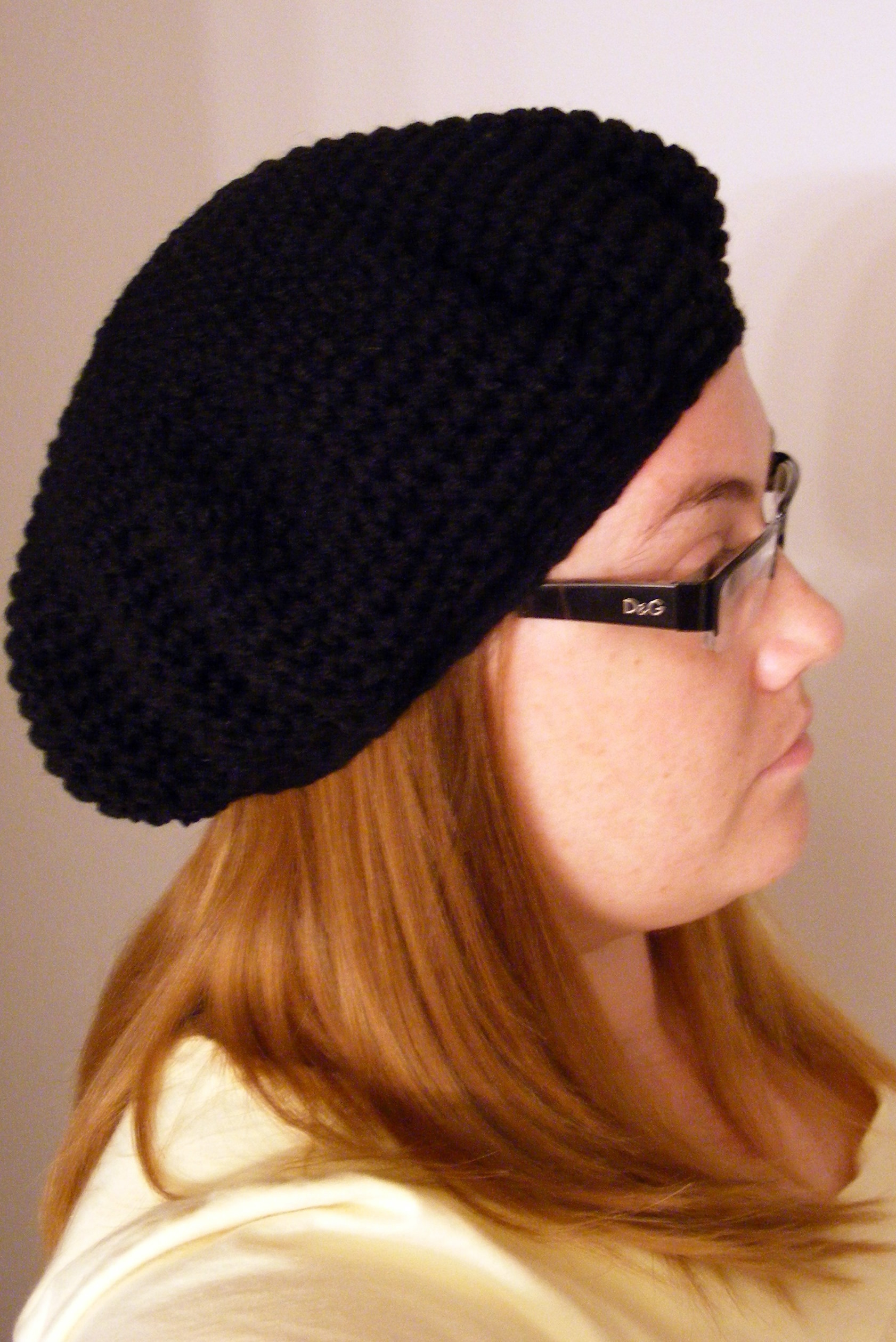 2106ef9255e Threadbanger Crochet Beret