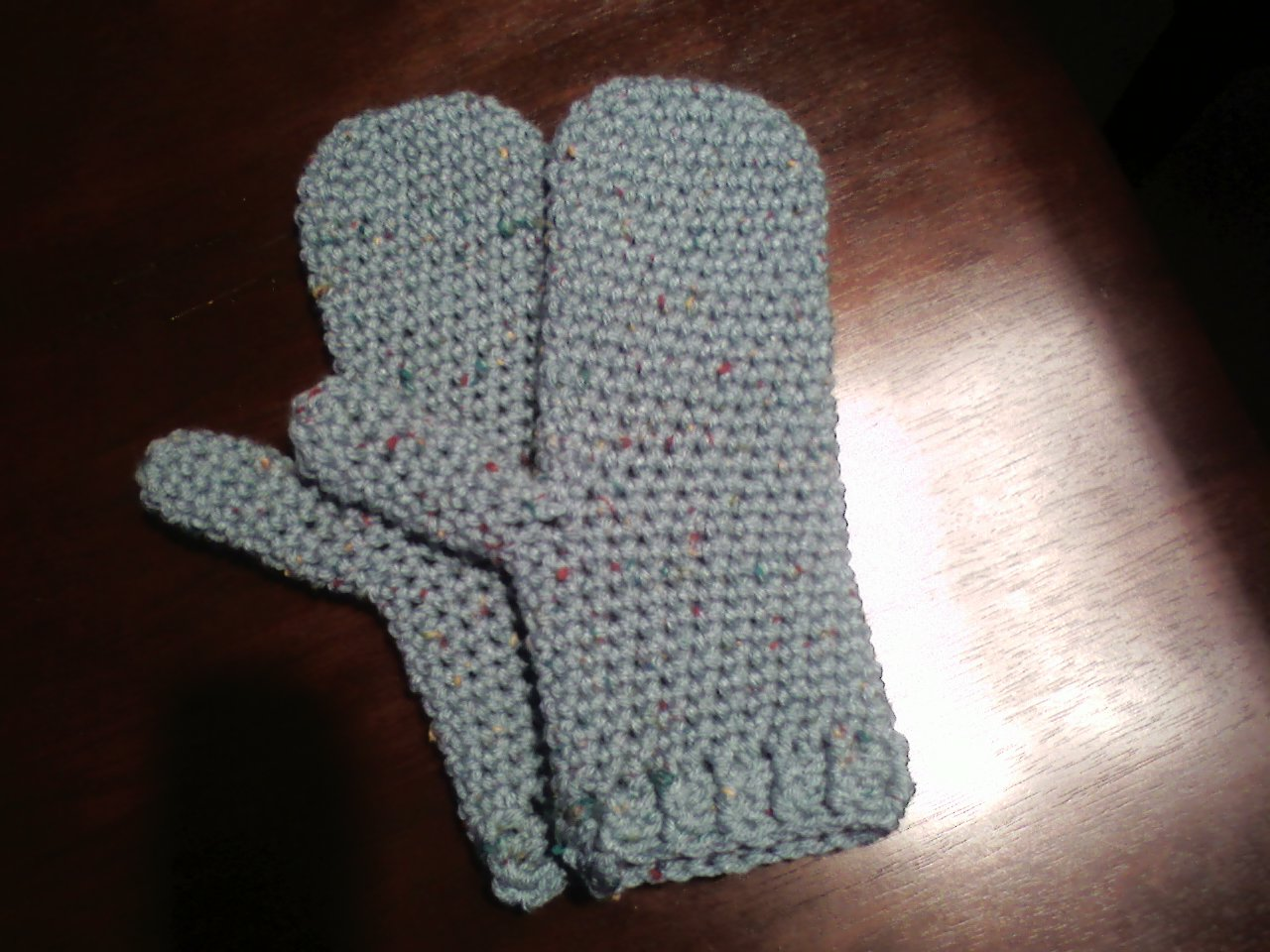 Crochet Patterns Mittens : ... the best parts from each pattern i liked and this pattern was born