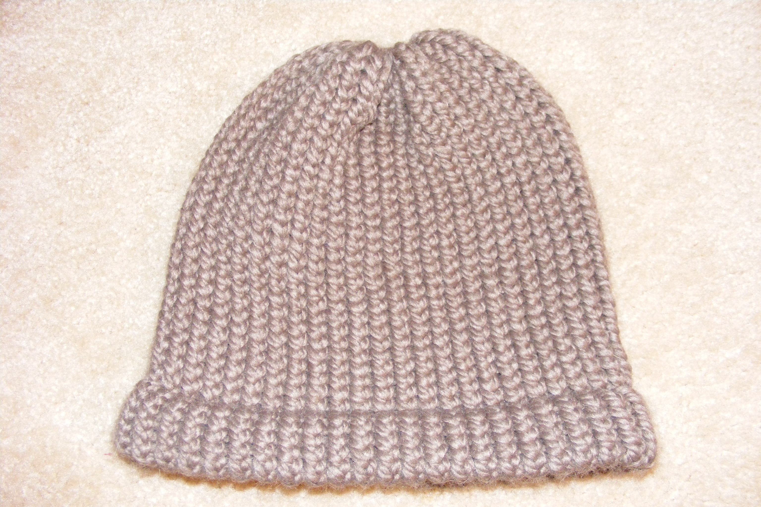 Loom Knit Baby Hat Tutorial : How to loom knit tutorials projects and tips